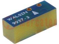 Antenna; Bluetooth, WiFi; f:2,4GHz÷2,55GHz; 2dBi; Szerelés: SMD