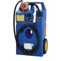 Modellbeispiel: Kraftstofftrolley -AdBlue®-, 100 Liter mit Kurbelpumpe (Art. 34034)