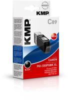 KMP C89 Zwart 1 stuk(s)