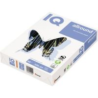 IQ Papier Allround 180033248 DIN A4 80g ws 500 Bl./Pack.