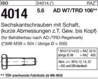 ISO 4014 5.6 M30 x 250|mm