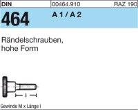 Rändelschrauben M5x12