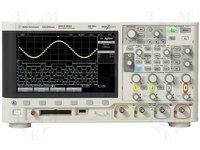 Oscilloscopio: digitale; Banda: ≤200MHz; Canali:4; 100kpts/ch