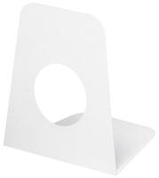Plastic Book Ends 9 x 10,5 x 12 cm
