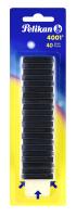 Tintenpatrone 4001 FP/40, königsblau, Flat Pack mit 40 Patronen