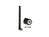 WLAN Antenne RP-SMA 802.11 ac/a/h/b/g/n 3 ~ 5 dBi omnidirektional Gelenk, Delock® [88898]