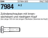 DIN7984 M8 x 25|mm