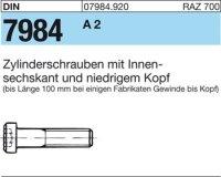 DIN7984 M6 x 30|mm