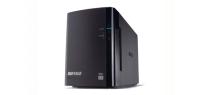 Buffalo DriveStation Duo 4TB USB 3.0 2x 2TB HDD RAID 0/1 Bild 1