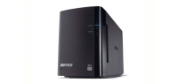 Buffalo DriveStation Duo 6TB USB 3.0 2x 3TB HDD RAID 0/1 Bild 1