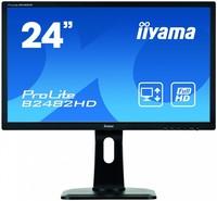 24'' B2482HD-B1 DVI, 5ms, Pivot, HAS