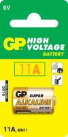 GP Batteries High Voltage 11A Batéria na jedno použitie Alkalický