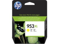 Ink HP 953XL yellow | 1600 pg | HP OfficeJet Pro 8210/8218/8710/8715/8720/8725