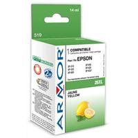 ARMOR Cartouche compatibilité EPSON Jaune T2634 K12632
