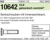 ISO10642 M6x35