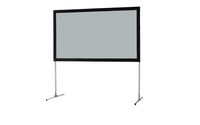 celexon Folding Frame screen 305 x 172cm Mobile Expert, rear projection