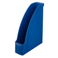 Stehsammler Plus, A4, Polystrol, blau