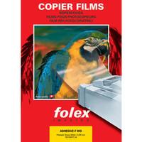 Folex Kopierfolie sk 0,05mm A4 weiß 210x297mm 100 St