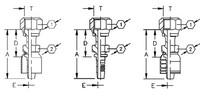 AEROQUIP 1A4FR4