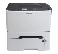 Lexmark CS410dtn Farb-Laserdrucker