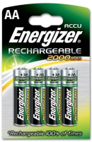 Energizer 627916 household battery Rechargeable battery Nickel-Metallhydrid (NiMH)
