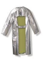 Frontalschutzmantel Gr. 56, mit Klettverschluß, 260 g/m², bis 1000°C