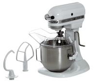 Küchenmaschine KitchenAid 5KPM5EWH weiß