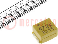 Drossel: Ferrit; SMD; 1210; 4,7uH; 150mA; 2,2Ω; IRes:110MHz; Q:30