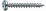 Dresselh. 4003530166341 5 x 45 SPAX-Schraubenmit T-STAR plusPan-Head galv. verzi