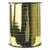 CLAIREFONTAINE Bobine bolduc de comptoir 250x0,7m. Coloris Or métallisé