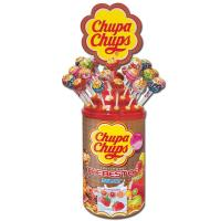 Chupa Chups Lutscher The Best Of, Lolly, 100 Stück