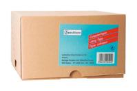 Endlospapier f. Matrix-Drucker 500Bl. weiss grün rosa gelb Längsperfor. SD 4g/m²