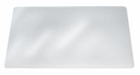 Durable Duraglas desk pad Transparent