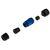 Amphenol Industrial Stecker Serie Eco-Mate, Buchse, zur Kabelmontage, 3 + PE-polig, 16.0A, IP65, IP67