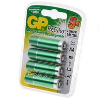 GP ReCyko+ Pro Akku AA NiMH Mignon 2000 mAh 4er Bl