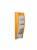 Wandprospekthalter styrodisplay, mandarin