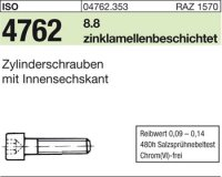 Reyher ISO4762 M12 x 100 mm 8.8 Hexagon socket head cap screws ISO4762-M12x100