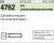 ISO4762 M6 x 80 mm Stahl zinklamellenbeschichtet 8.8