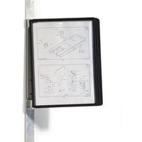 Wandhalter-Komplett-Set, magnetisch