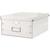 LEITZ Boîte CLICK&STORE L-Box. Format A3 - Dimensions : L36,9xH20xP48,2cm. Coloris blanc.