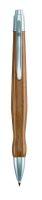Normalansicht - Tripolis Kugelschreiber Holz buchenfarben