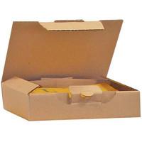 Pressel Postkartons 1-wellig braun 280x220x80 25 St