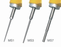 Accessories for Ultrasonic Processor UP50H/UP100H Type MS1 Tip Ø 1 mm For volume 0,1 ... 5,0 ml