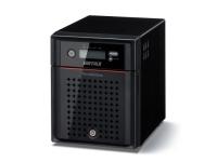 Buffalo TeraStation 4400 - 4 bays Desktop Diskless Enclosure NAS iSCSI - RAID 0/1/5/6/10 - 2xGbE Bild 1