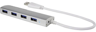 Renkforce RF-3703155 USB 3.2 Gen 1 (3.1 Gen 1) Type-A 5000 Mbit/s Aluminium