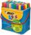 BIC Kids Visacolor XL stylo-feutre Bold Multicolore 48 pièce(s)
