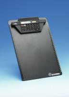 Normalansicht - Ecobra Schreibplatte DIN A4 mit Rechner-Klemmschiene
