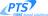 PTS Logo für dokumentenechtes Drucken