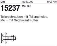 Tellerschrauben M8x40
