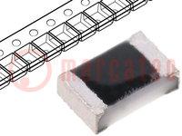 Resistor: thick film; SMD; 0603; 12Ω; 0.1W; ±1%; -55÷125°C